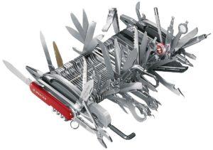 A large Swiss Army Knife.