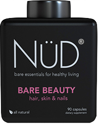 Bare Beauty by Nudtrition
