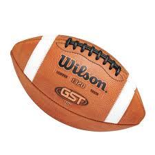A Wilson Football